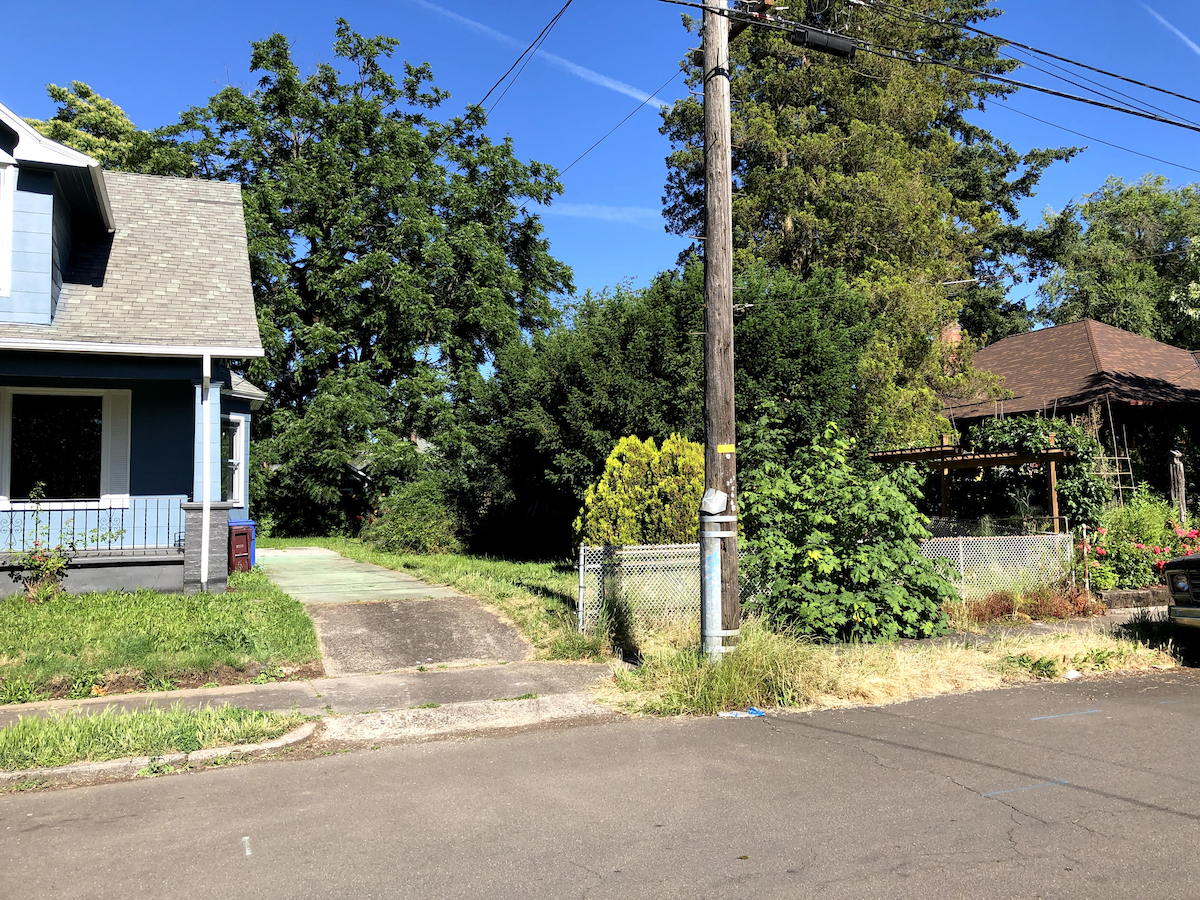 Infill Home Coming to NE 75th