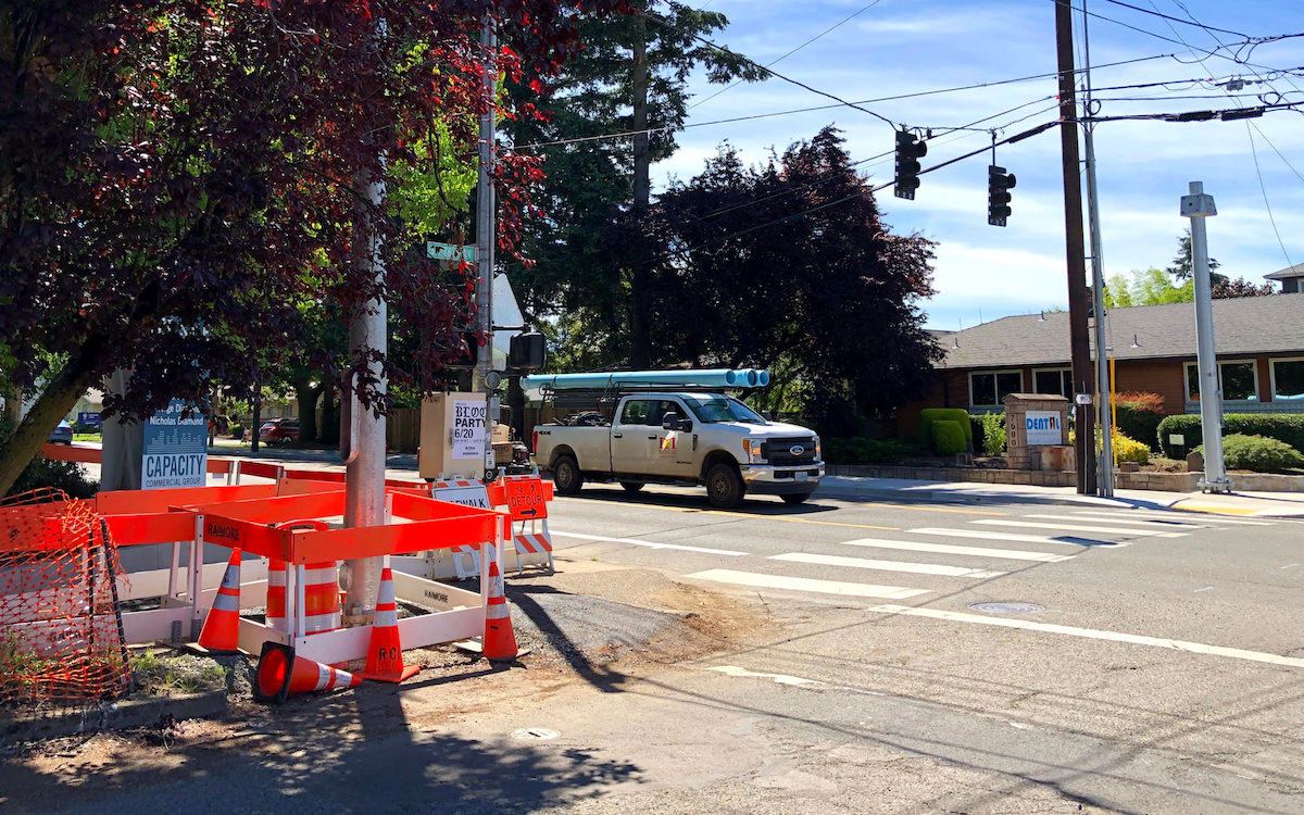 76th and Division Crossing Upgrades