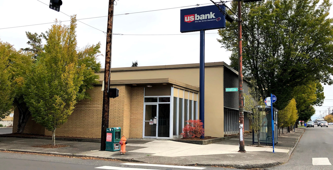 US Bank Property Sells to EyeHealth Northwest