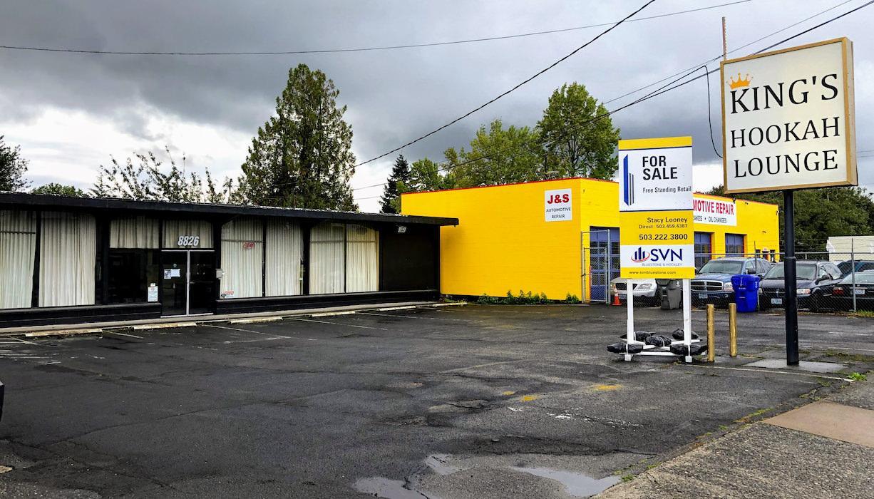 1966 Stark Street Storefront for Sale