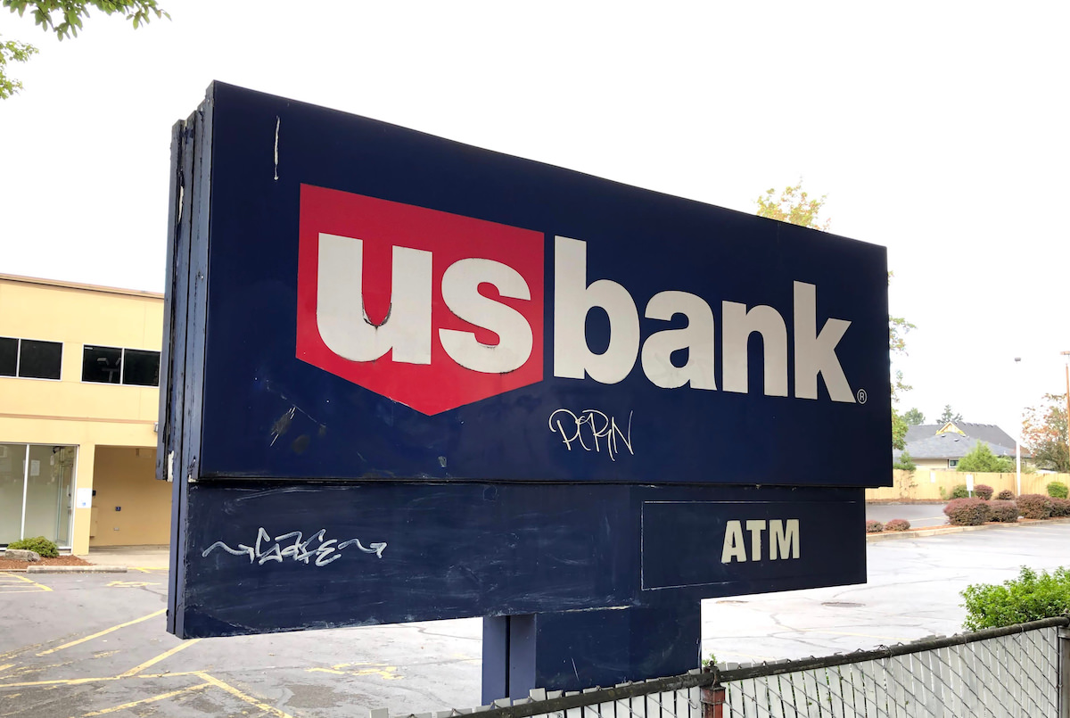 US Bank Branch Closing