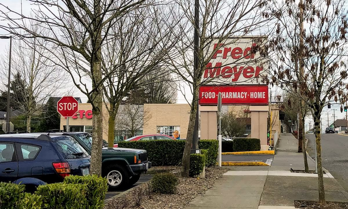 EV Charging Coming to Glisan Fred Meyer