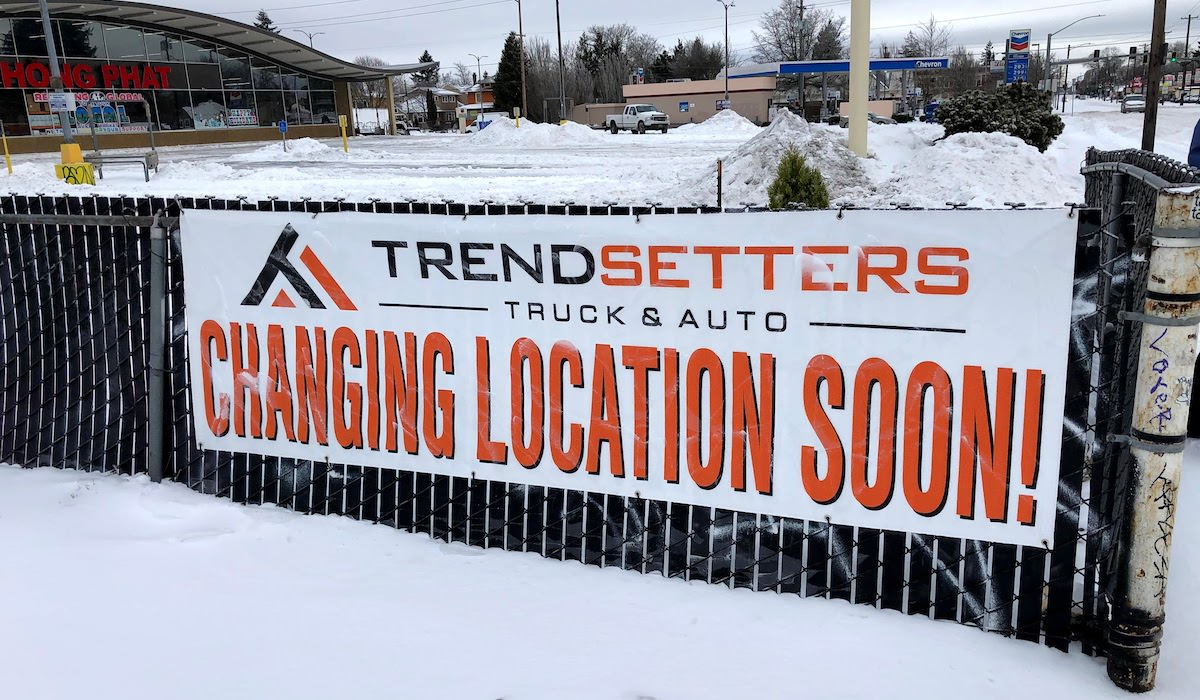 Trendsetters Truck and Auto Relocating