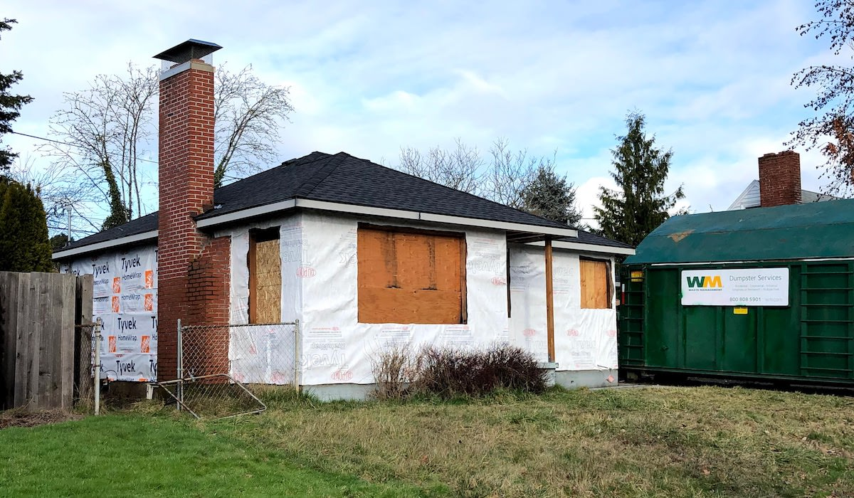Fire Repairs Approved on SE Stephens