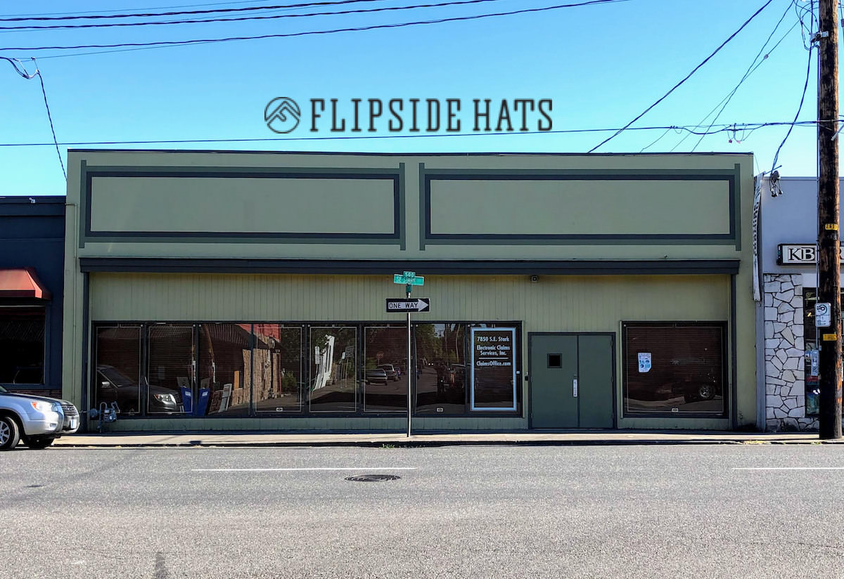 Flipside Hats Moving to Stark Street