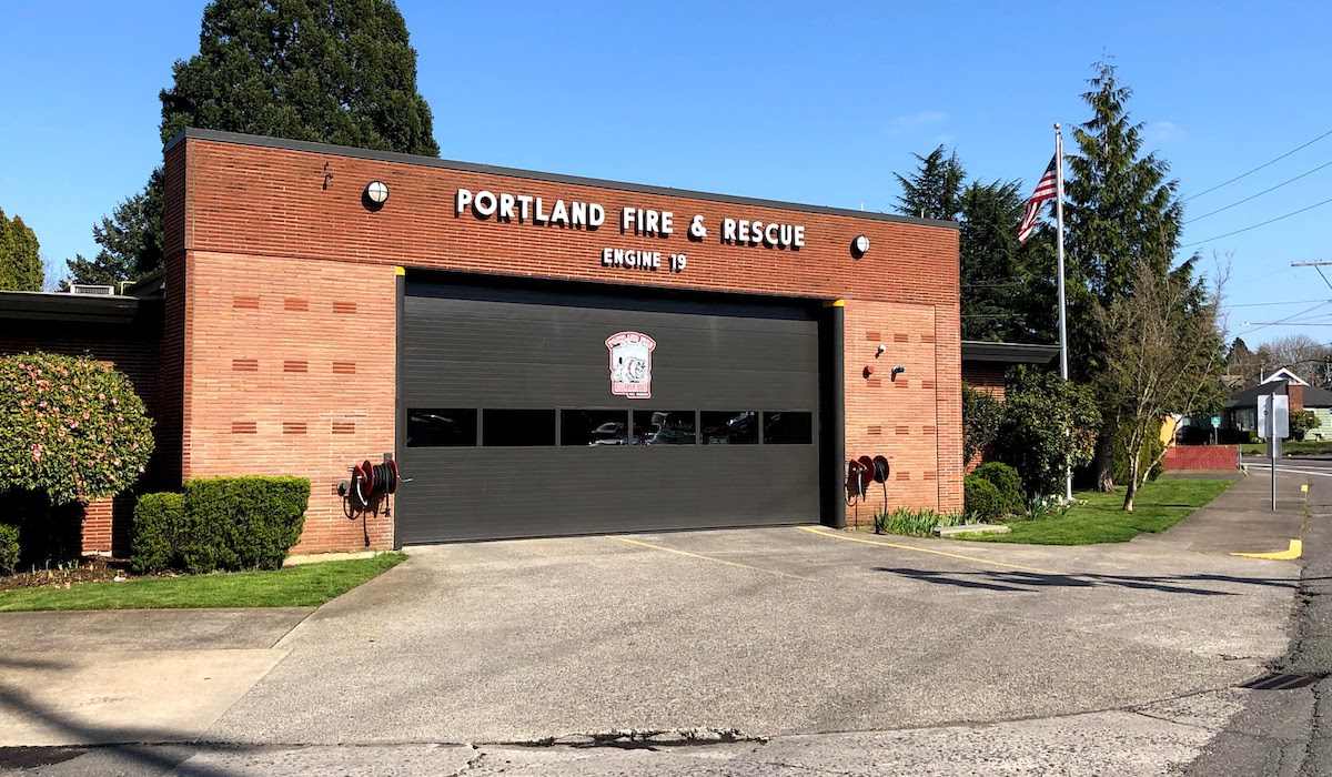 Fire Station 19 Saved in New Budget Proposal