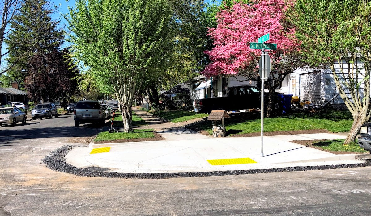 Pedestrian Improvements on SE 88th