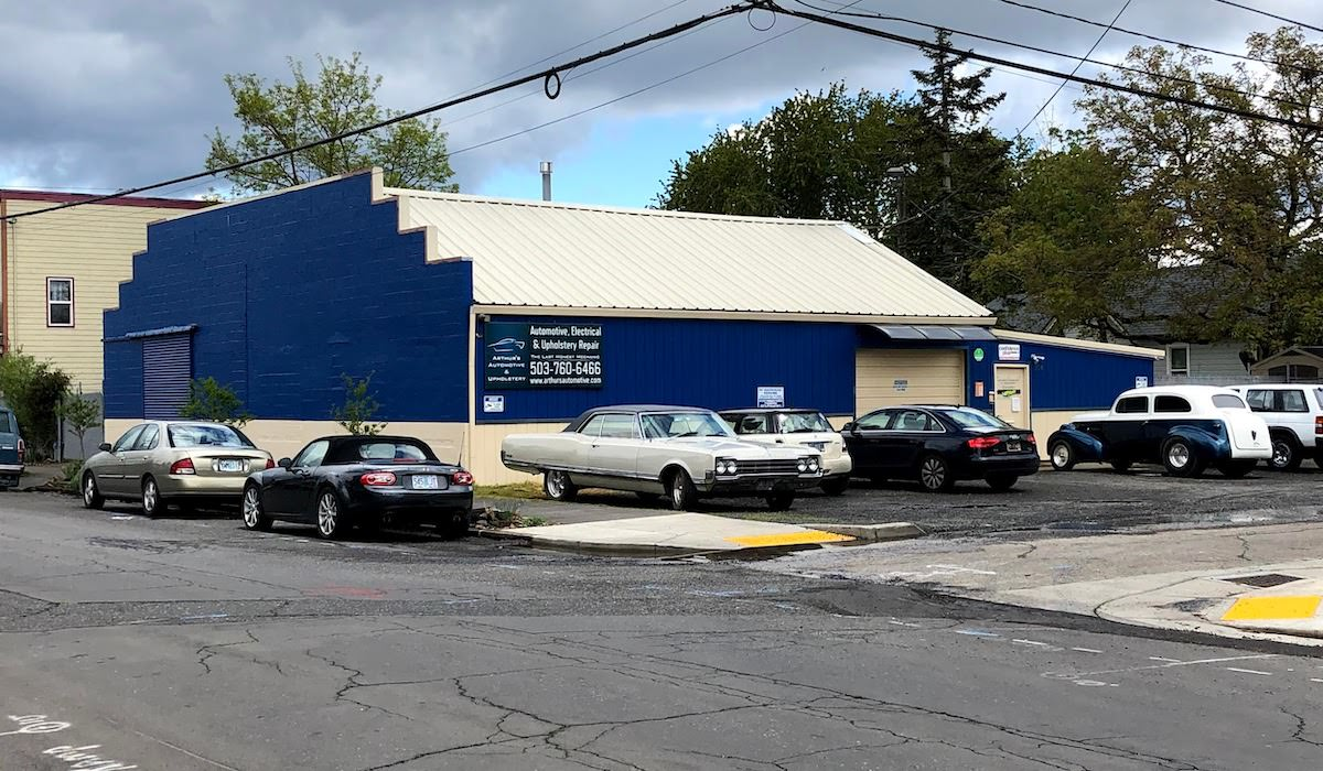Automotive Shop Expansion on 80th