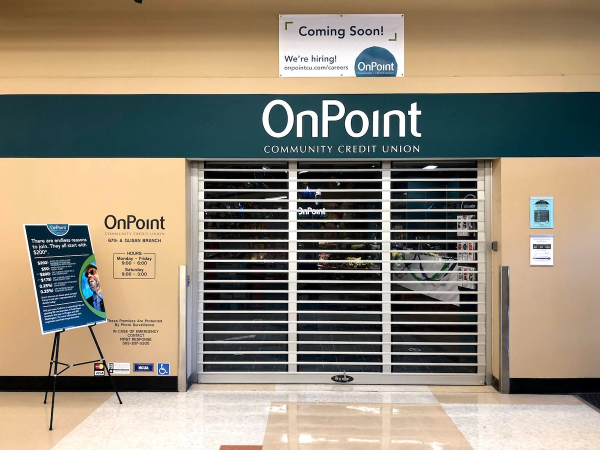 OnPoint Branch Opens