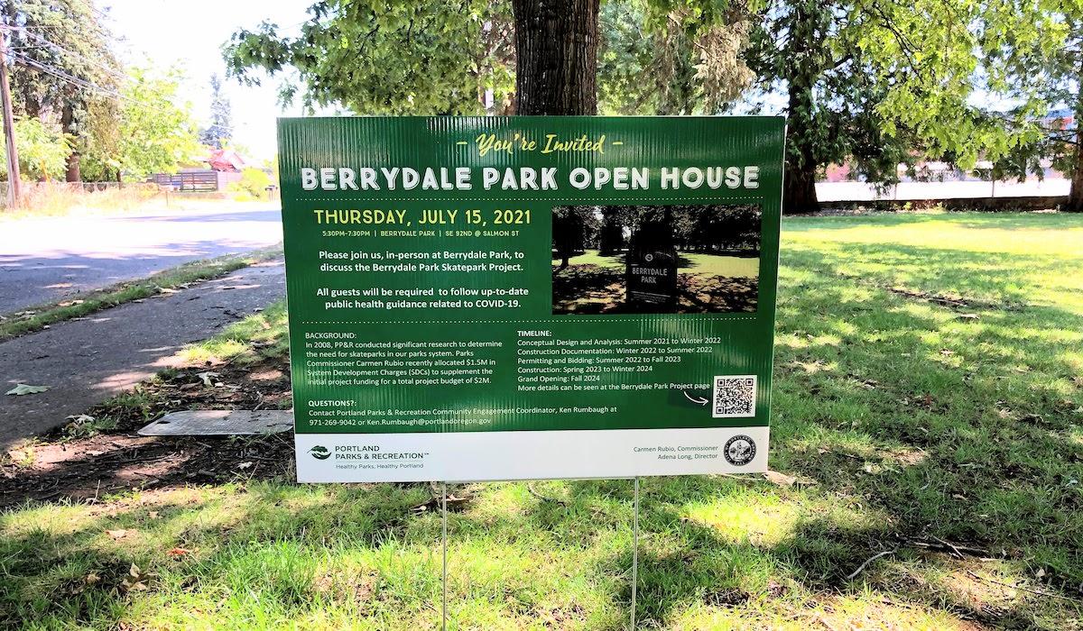 Berrydale Skatepark Design Outreach