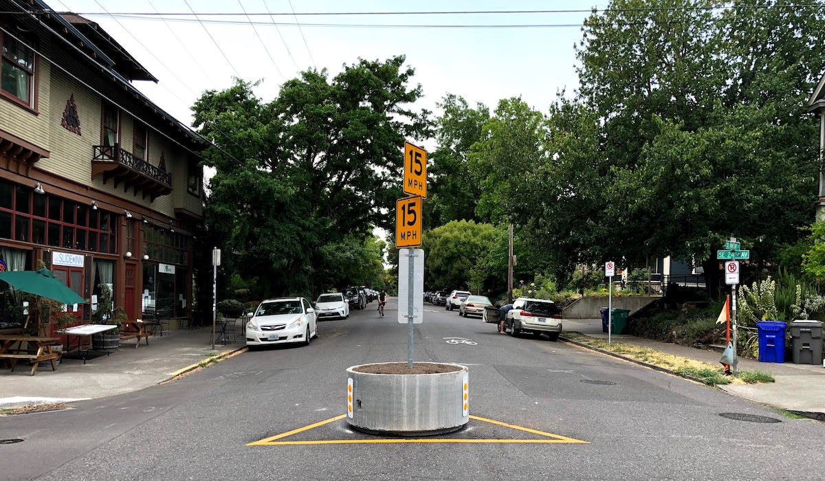 Permanent Slow Streets