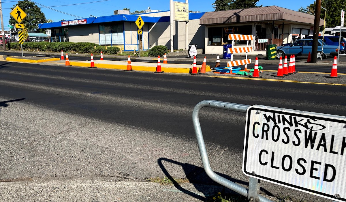 Road Safety Enhanced on 82nd and Beyond