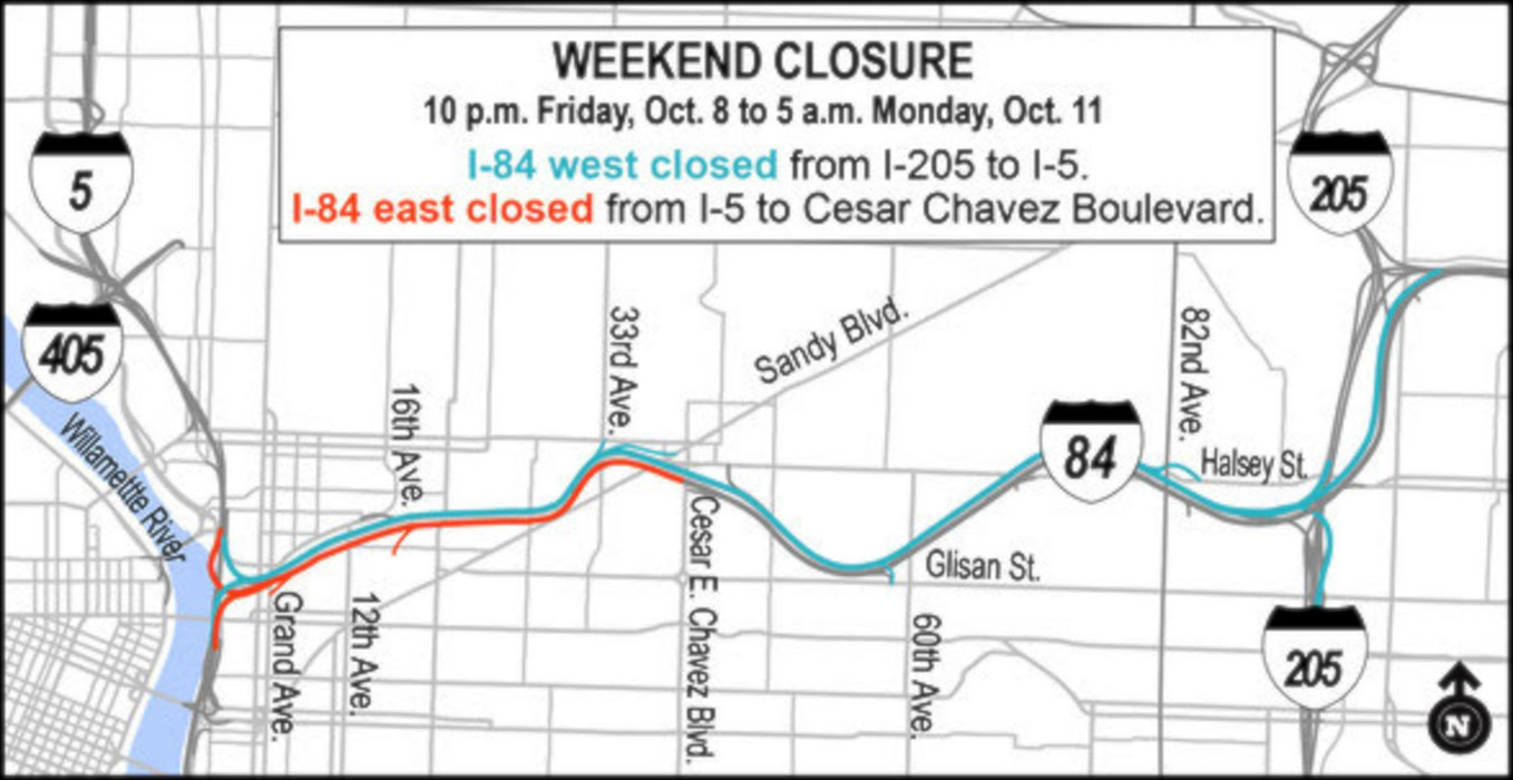 Expect Traffic Congestion this Weekend